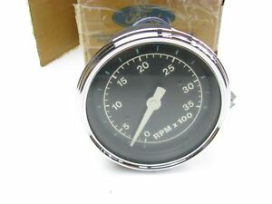 New Genuine Oem Ford Truck E4hz 17360 e F0ht 17360 aa Tachometer Gauge 3500