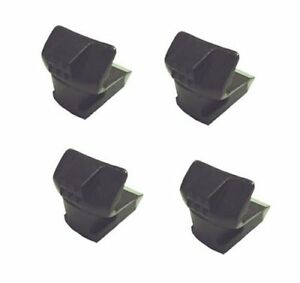 Tc336742 4 Rim Clamp Jaw angled For Coats Tire Changers 4 Pack
