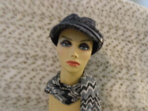 Vintage Female Mannequin Head With Eye Lashes