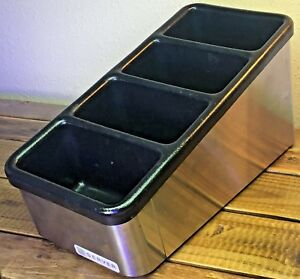 Server Products 4 Compartment Counter top Condiment Organizer