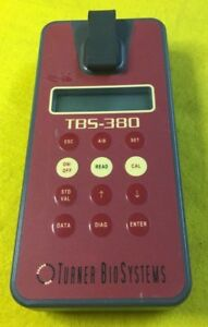 Turner Biosystems Tbs 380 Mini fluorometer 8000 004