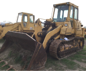 1988 Komatsu D66s 1 Crawler Loader Parts Available
