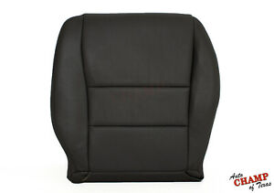 1995 Ford Bronco Xlt driver Side Bottom Replacement Cloth Seat Cover Opal Gray