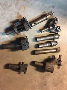 Warner Swasey Lathe 1 Tool Package