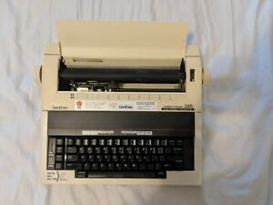 Brother Correctronic 320 Electronic Typewriter Working Condition