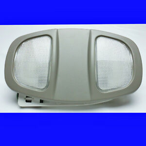 2005 2009 Chevy Equinox Pontiac Torrent Dome Map Light Lamp Overhead Grey