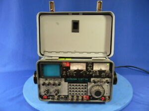 Ifr 1200 Super S Service Monitor With Options 2 12