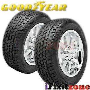 2 Goodyear Wrangler At Adventure W Kevlar 275 55r20 113t Bsl Performance Tires
