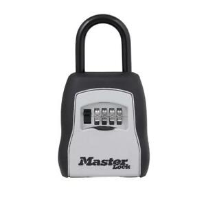 Master Lock Box Set Your Own Combination Portable Key Safe 3 1 4 In Wide