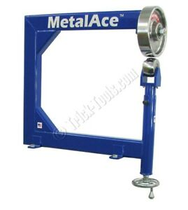 Metalace 22b Benchtop English Wheel For Metal Shaping