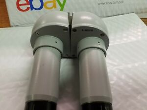 Zeiss F 160 16 Surgical Microscope Binocular As Pictured In Nice Condition