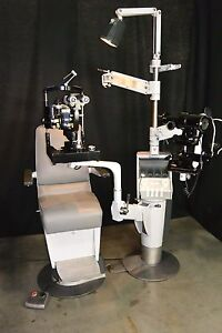 American Optics Ophthalmic Equipment Lane