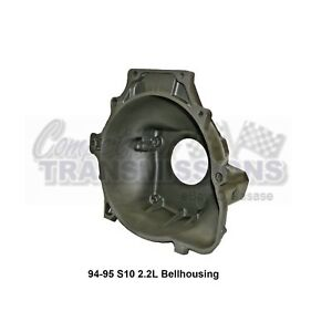 S10 T5 Bell Housing 2 2l Chevy Gmc S15 1994 1995 Used 15707230 Hydraulic Clutch