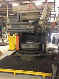 offer 52 King Vertical Boring Mill Vbm Vtl