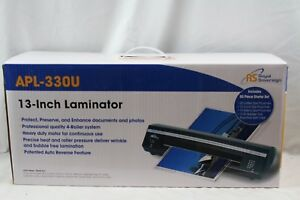 Royal Sovereign Apl 330u 13 inch Laminator