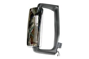 Volvo Vnl Truck Side Mirror Chrome Rightside With Arm Cover