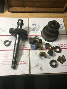 South Bend Lathe 9 Junior Heavy 9 Model 480 an Headstock Spindle pulley bearings