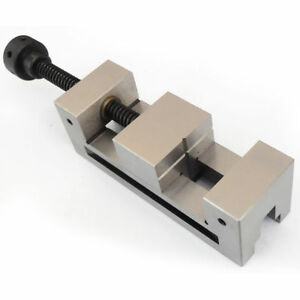 50mm 2 Screw Guide Precision Machine Vise Fully Ground Hardened Tool Maker