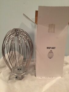 New 60 Quart Qt Wire Whisk Whip Attachment For Hobart Mixers For H600