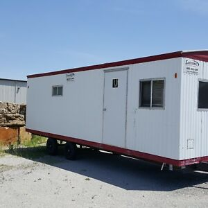 Used 2006 830 Mobile Storage Office Trailer S 34613 Kc