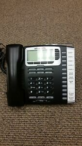 Allworx 9212l Voip Office Phone W Power Adapter Base Stand Cord Free Shipping