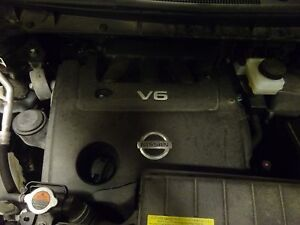 Engine 2013 Nissan Murano 3 5l Motor With 38 594 Miles
