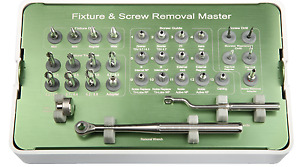 Implant Fixture Fractured Screw Removal Kit Mct Fsrk 02