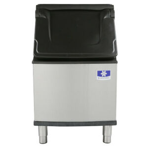 Manitowoc D 320 265lb Ice Storage Bin 22 W W side Hinged Front Opening Door