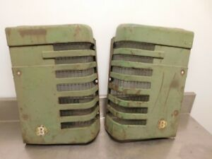 John Deere Styled B Tractor Front Grilles Ab1535r Ab1534r 12251