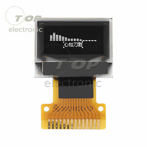 0 49 Oled Display Module 64x32 White Screen 0 49 Inch I2c Iic For Arduino