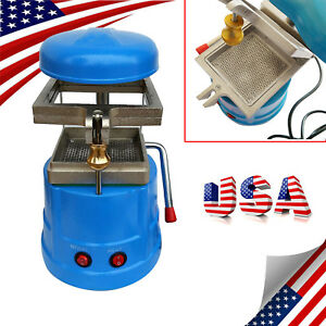 Ce Dental Vacuum Forming Molding Machine Former Heat Thermoforming Lab Equipment