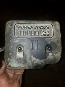 1999 Ford 7 3 Powerstroke Diesel Engine Dress Cover Appearance Cover
