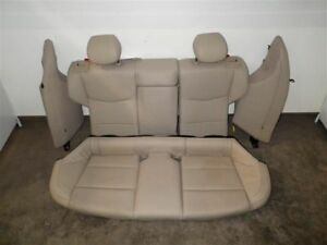 2015 Ats Rear Seat Tan 4fm Leather Bench 928069
