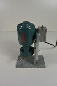 Fisher Scientific Cutting drilling Unit Model D 11 Ge Motor 5kh25ac600