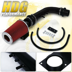 3 5 Black Short Ram Air Intake Kit For 1997 2003 Ford F 150 F150 4 6l 5 4l V8