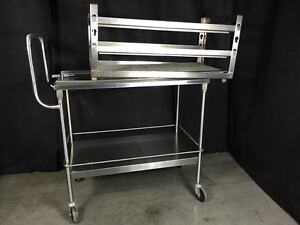 Steris Sterilizer Racks carts