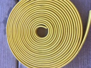 Used 14 Awg Flat Festoon Cable Pvc Jacket 4 Conductor 28 Feet Long