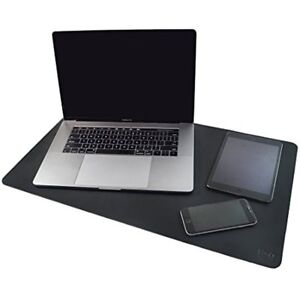 Hide Drink Durable Thick Leather Desk Pad executive Blotter protective Mat For