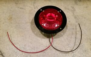 Vintage Signal stat 16st Turn Signal Stop Tail Lamp 2 wire Truck Trailer