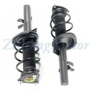 Fit For Ford Focus 2012 2013 Front 2 Complete Quick Strut Coil Spring Assembly