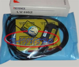 Keyence Lv h62 Long Distance Laser Sensor In Box New