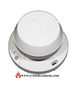 Notifier Cpx 551 Plug in Intelligent Ionization Smoke Detector Free Shipping
