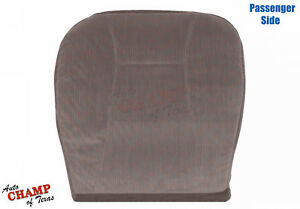 1994 1996 Ford Bronco Xlt Passenger Side Bottom Replacement Cloth Seat Cover Tan