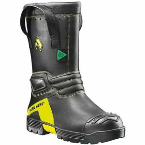 Haix Fire Hero Xtreme 11 Leather Bunker Boot Mens Nfpa