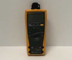 Fluke 179 True Rms Multimeter With Leads And Case