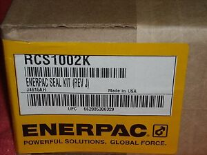 Enerpac Rcs1002k Oem Repair Kit For Rcs 1002 Cylinder