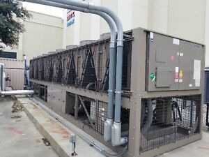 300 Ton York Air Cooled Chiller Year 2013
