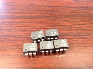 Lot Of 88 Qt H11b1 H11 b1 Optoisolator Darlington Optocoupler New