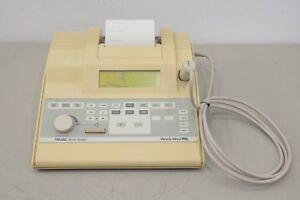 Welch Allyn Tm 262 Auto Tymp Tympanometer 14669 C33
