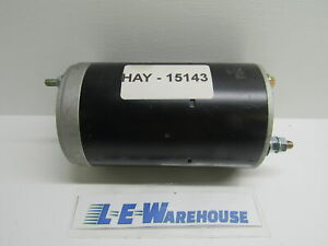 Genuine Meyer Home Snow Plow Electric 12v Motor Part 15143